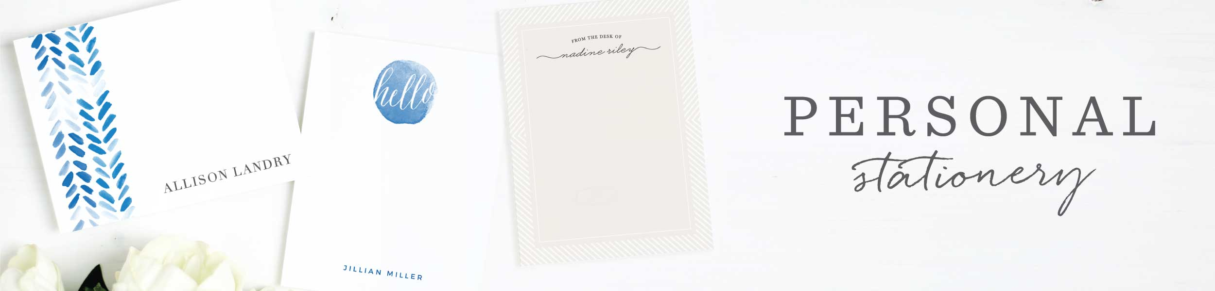 Stationery & Notecards