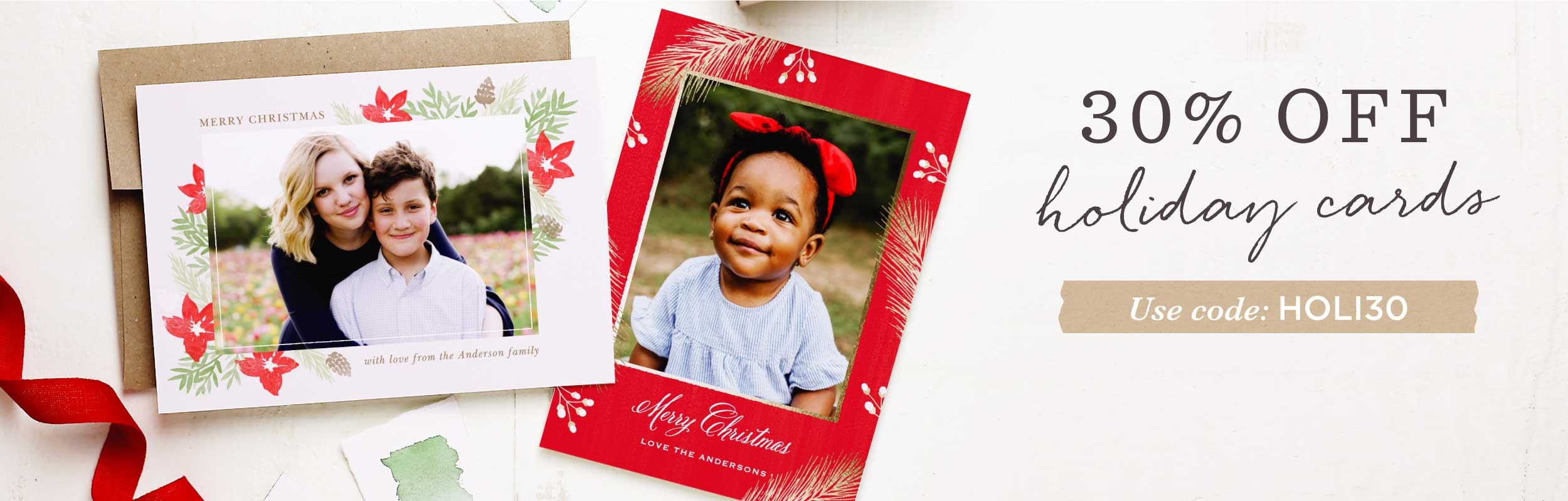 Holiday cards 30 off super cute designs basic invite holiday kristyandbryce Images