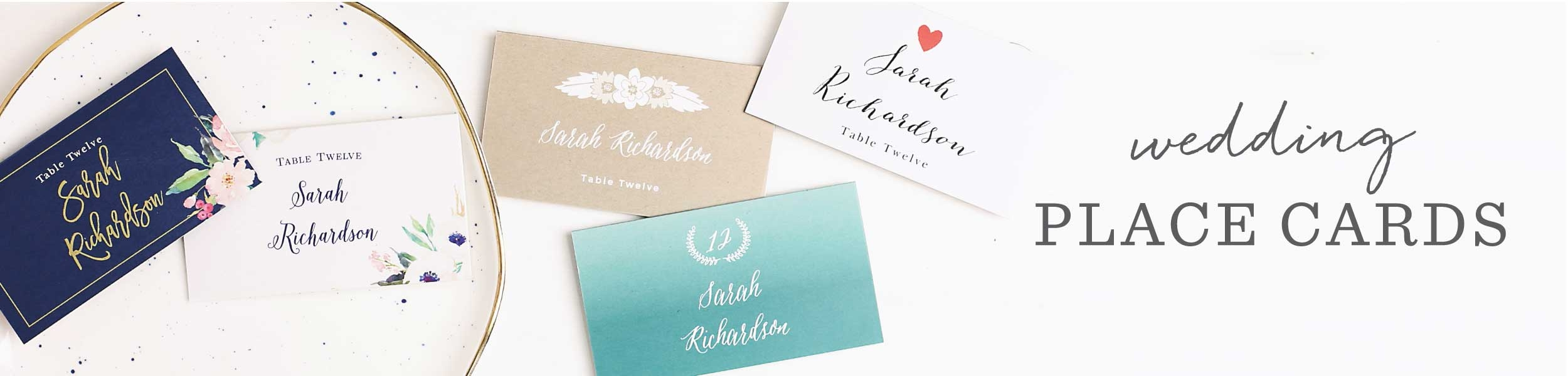 place cards - Wedding Place Cards