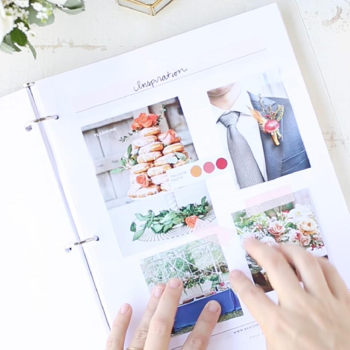 free printable wedding planner pdf