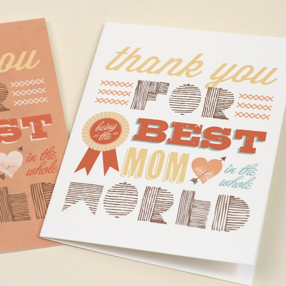 Best Mom Card and Gift Tags Printable