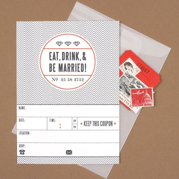 Ticket Invitation Printable