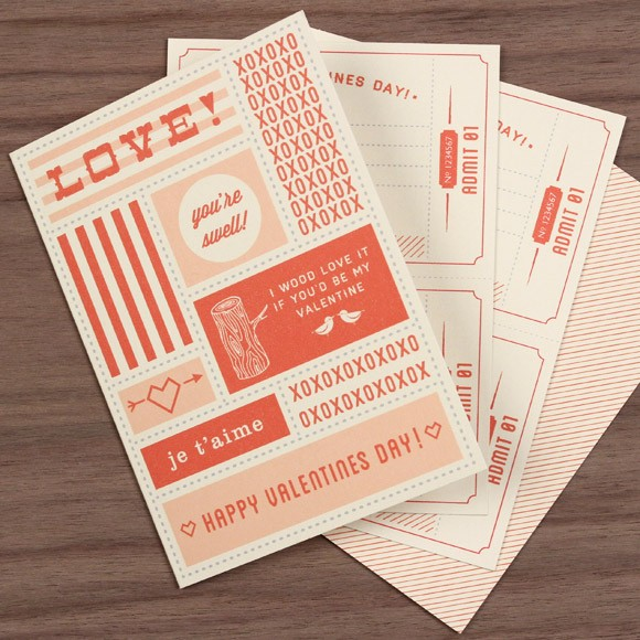 Valentines Day Coupons Printable