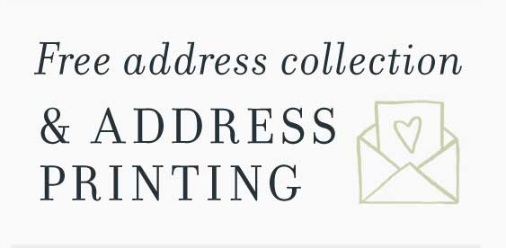 Free Address Printing