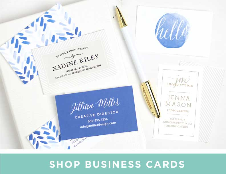 Invitations announcements and photo cards basic invite business cards reheart Gallery