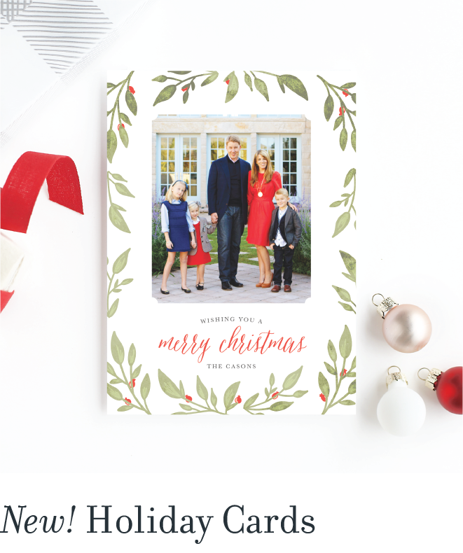 new holiday cards