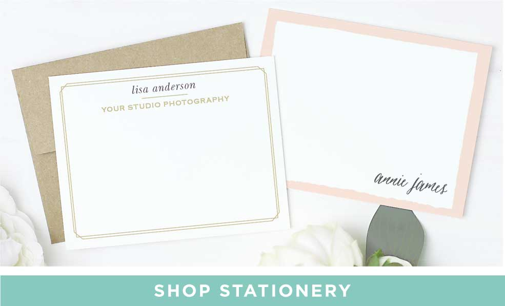 Shop Business Stationery
