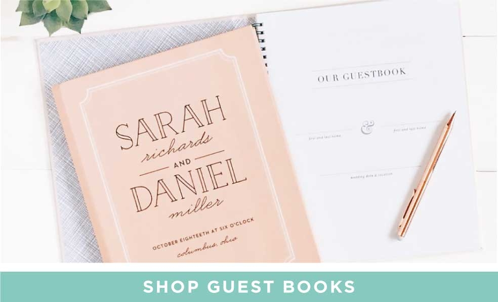 Shop Guest Books