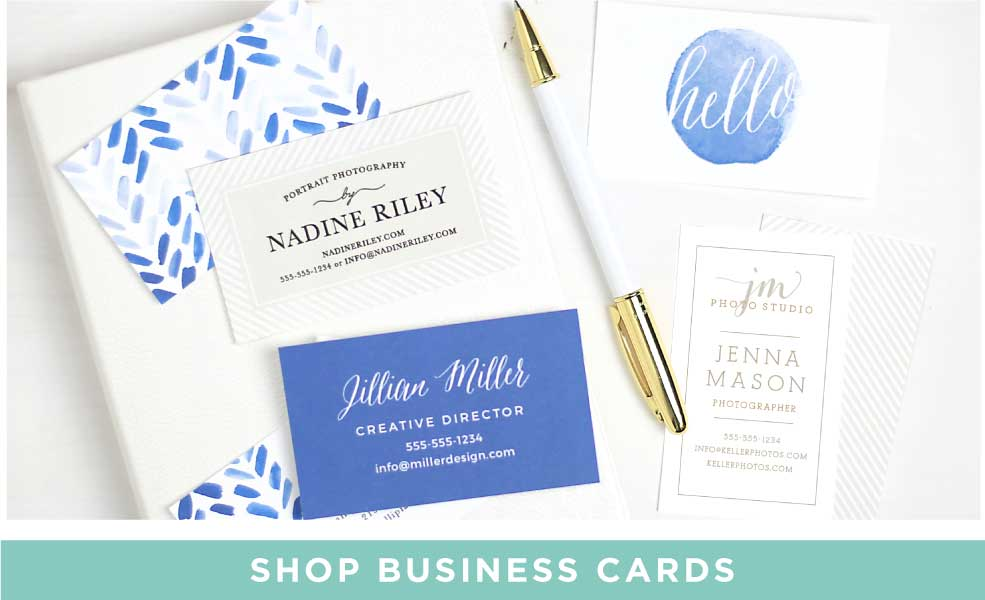 Personalized Stationery & Business Stationery | Basic Invite