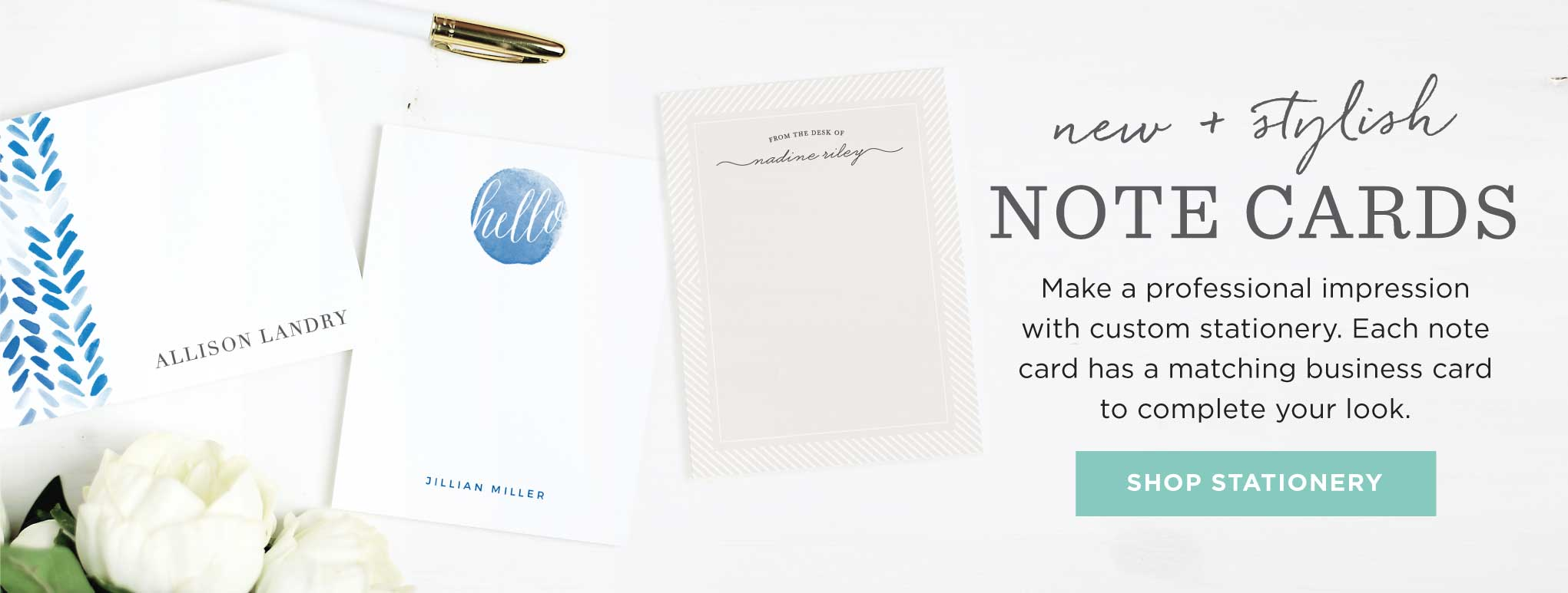 personal stationery - Personalized Stationery Cards
