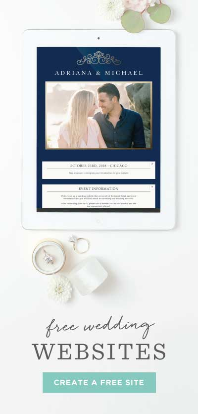 Free Wedding Websites